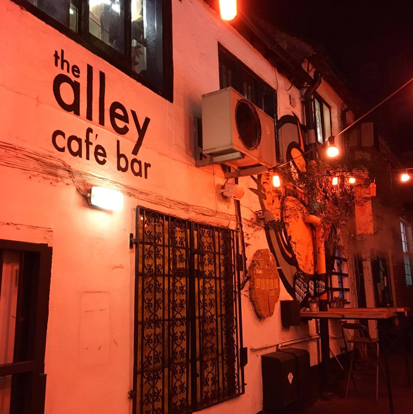 The Alley Café Nottingham