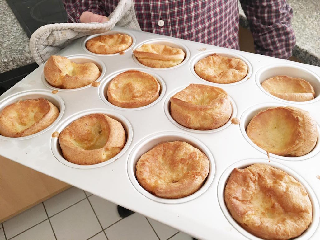rezept yorkshire pudding