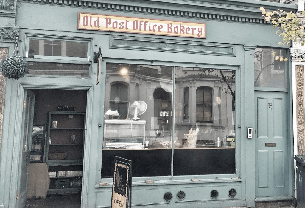The Old Post Office Bakery in Clapham