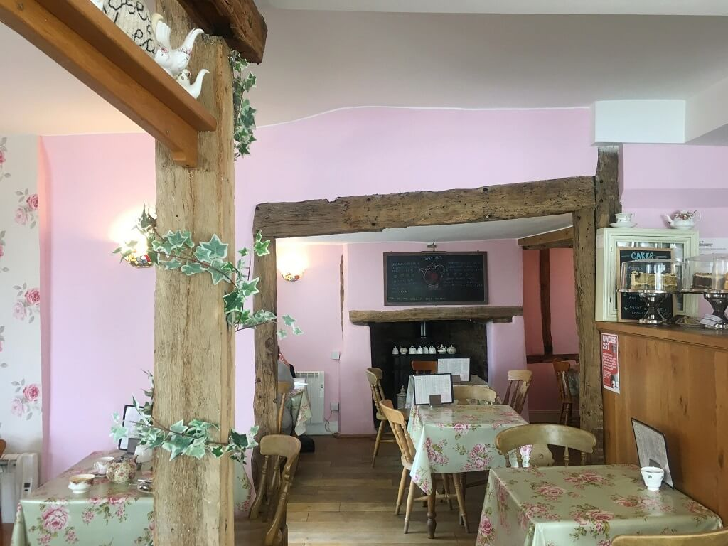 Rosey Lea Tea Room in Bishop's Stortford