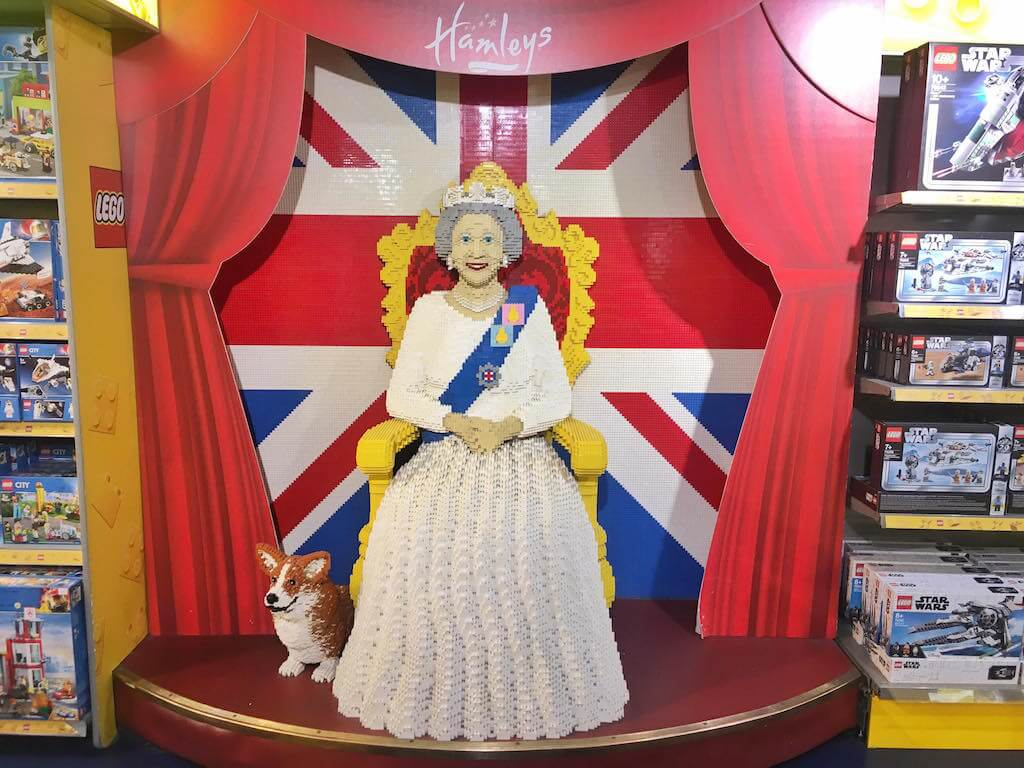 lego queen london