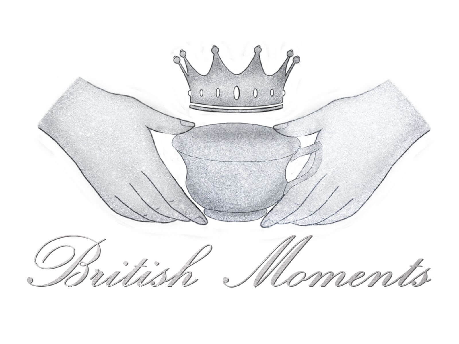 Logo British Moments onlineshop credit Diana Lehnert