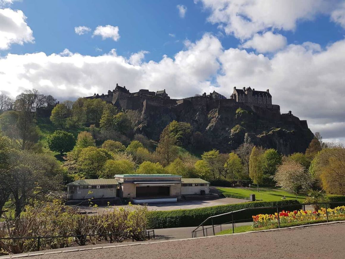 burgberg in edinburgh