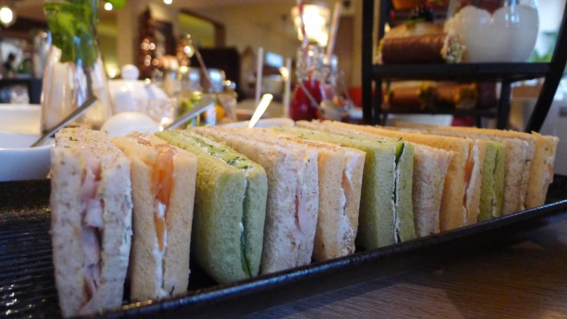 Finger Sandwiches Afternoon Tea