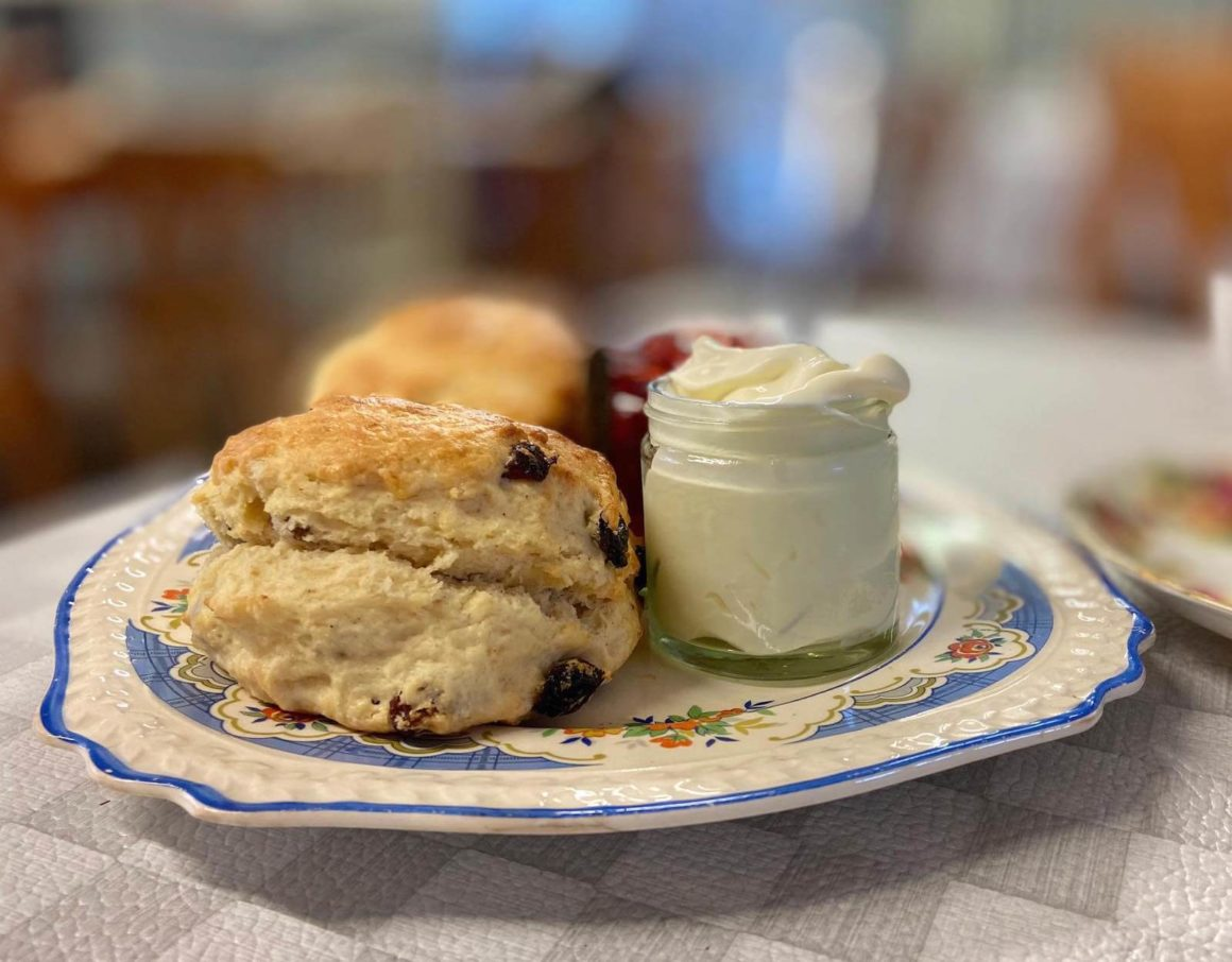 scones anleitung afternoon tea