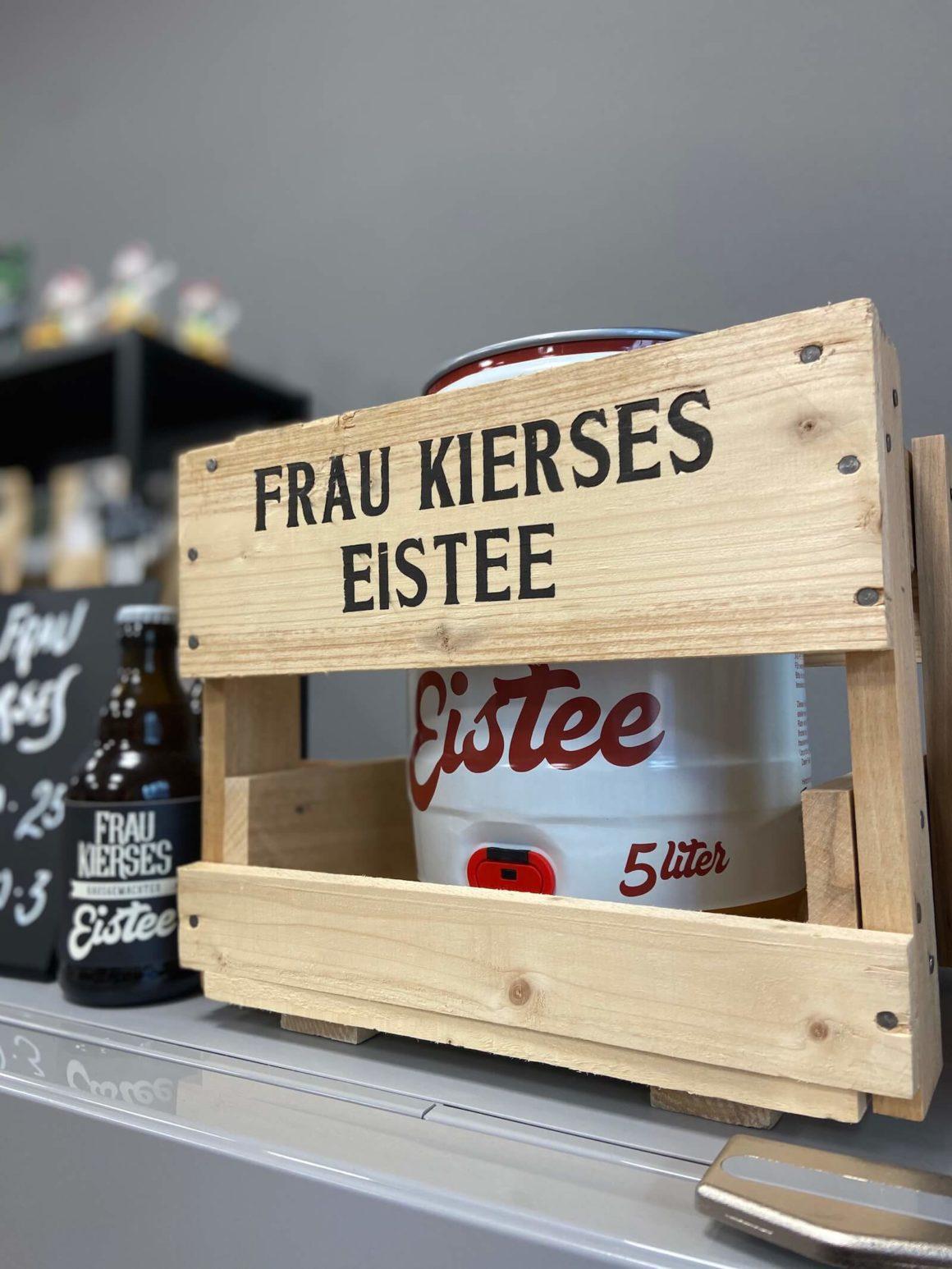 Frau Kierses Eistee Friedrichshain